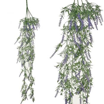 Artificial Trailing Lavender