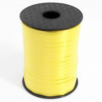 Spring Yellow Curling Ribbon