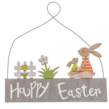 Easter Signs and Decorations