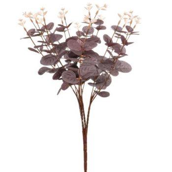 Artificial Grape Eucalyptus Bush