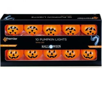 Halloween Pumpkin LED Fairy Lights