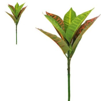 Artificial Tropical Calathea Plant Stem