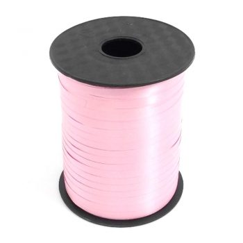 Baby Pink Curling Ribbon - 5mm x 500 Yards