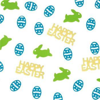 Happy Easter Table Confetti