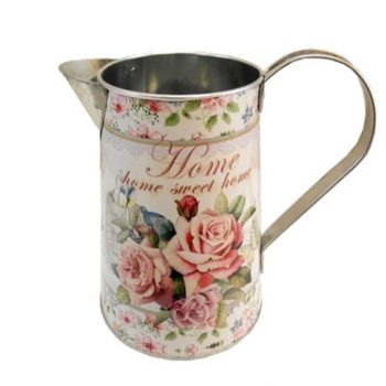Home Sweet Home Round Jug with Handle