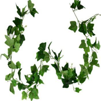 6ft Artificial Green Ivy Garland