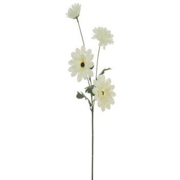Artificial White Daisy Spray