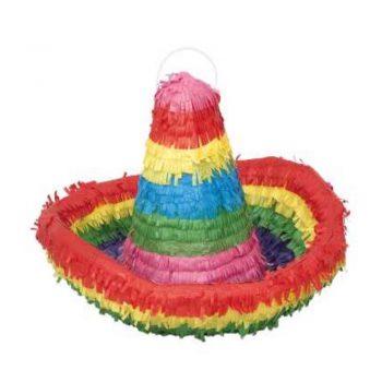 Sombrero Hat Party Pinata