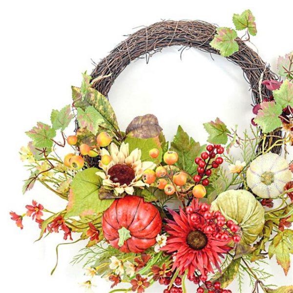 https://shared1.ad-lister.co.uk/UserImages/7eb3717d-facc-4913-a2f0-28552d58320f/Img/autumnfoliag/55cm-Assorted-Pumpkin-Vine-Wreath-55cm.jpg
