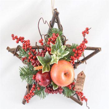 Winter Orchard Christmas Star