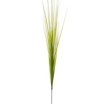 Artificial Onion Grass (Hand Painted) - Lime Green
