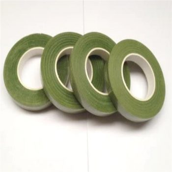 Light green florist stem tape - Pack of 4