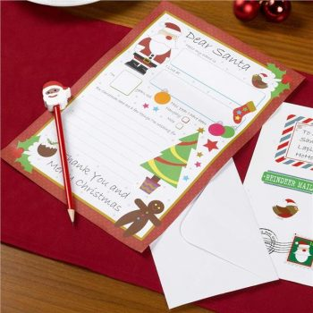 Letter to Santa Claus Pack